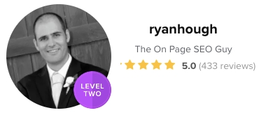 Ryan Hough The On Page SEO Guy